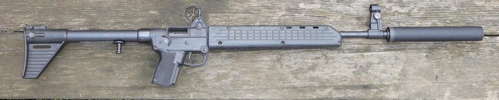 Kel-Tec haters - I shot +P+ ammo through a Sub2000 today